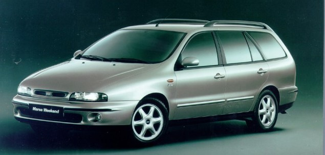 Fiat Marea Kombi Weekend